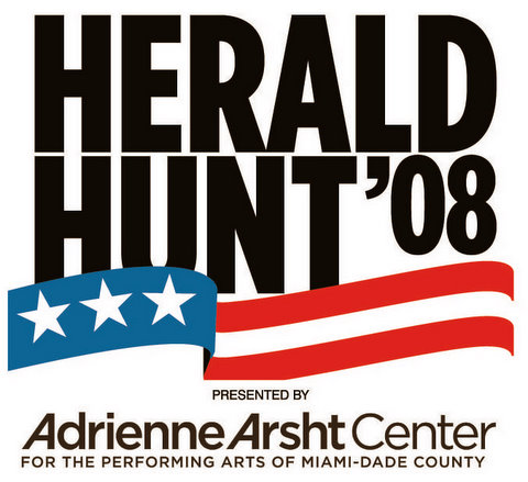 2008 Herald Hunt Cover Image