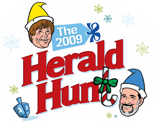 2009 Herald Hunt Cover Image