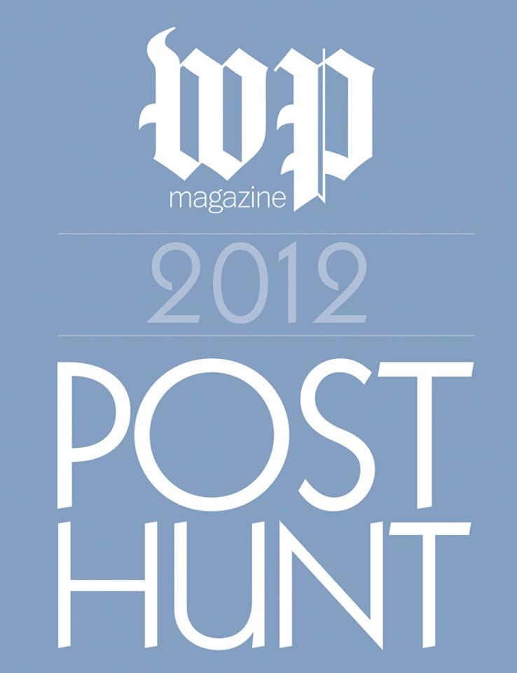 2012 Post Hunt Cover Image