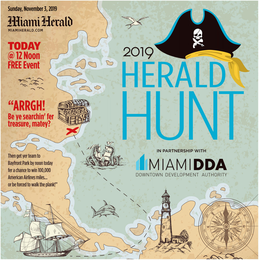 2019 Herald Hunt Cover Image